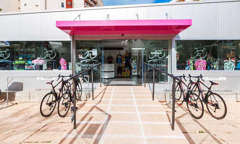 best cycling holidays mallorca hotel pabisa bikes