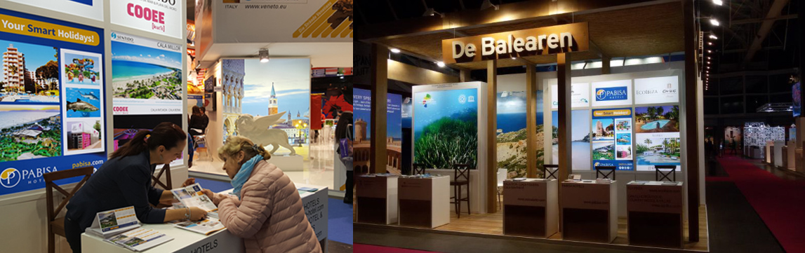 Pabisa Hotels concludes a series of successful promotional visits to tourism fairs