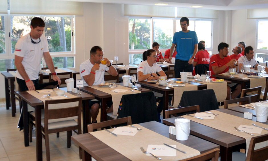 regata pricesa sofia sailing boat team pabisa hotels palma mallorca