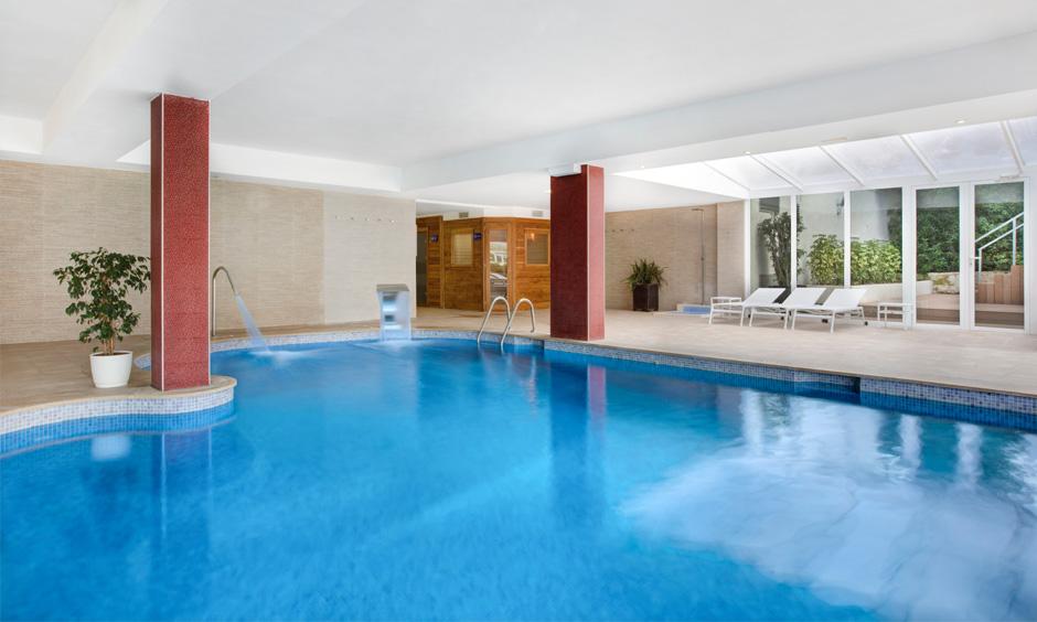 Pabisa Hotel Mallorca Arenal Spa Pool english