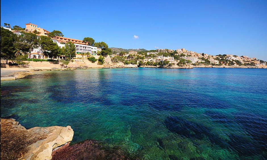 Pabisa Hotels Cala Fornells Mallorca english