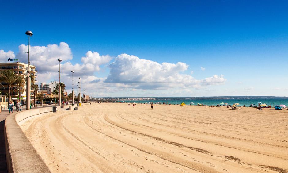 Eng Pabisa Hotel Palma Beach Mallorca