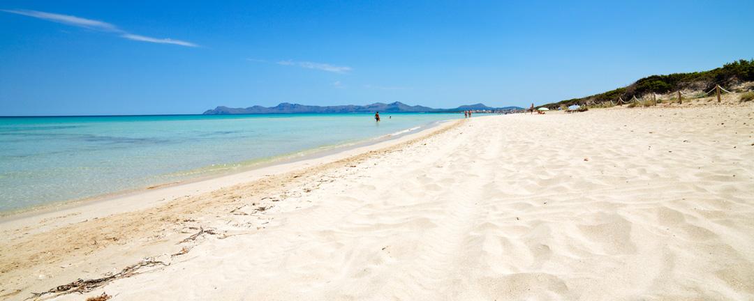 The 5 best beaches in Mallorca