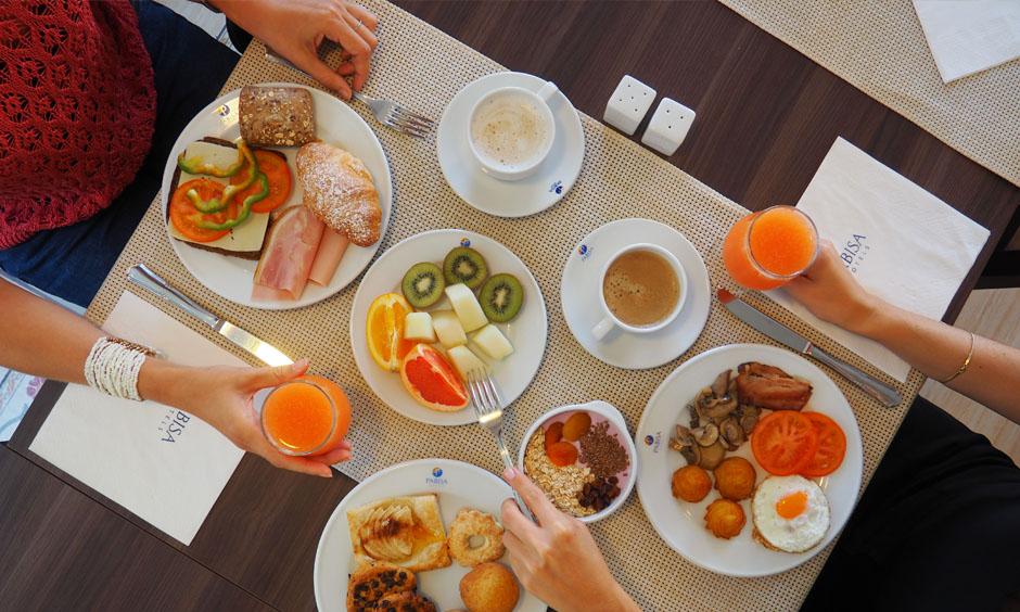 Pabisa Hotel Mallorca Breakfast