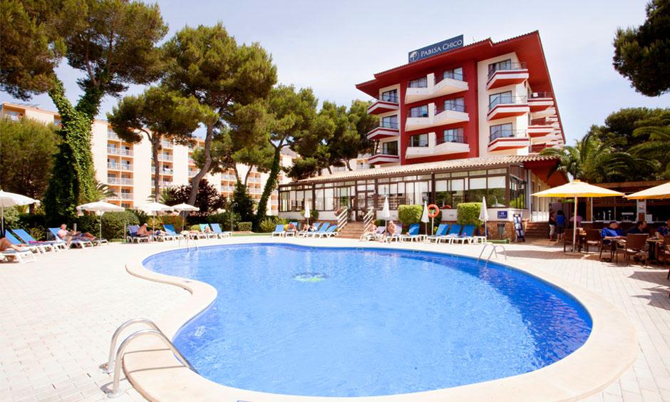 Hotel Pabisa Chico holidays Mallorca