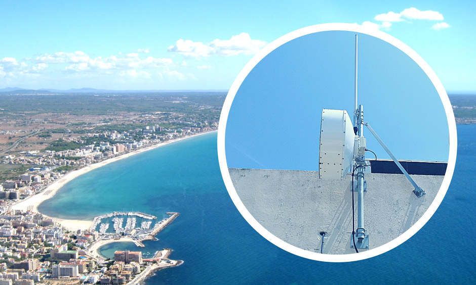 Pabisa Hotel improvement security Playa de Palma Mallorca