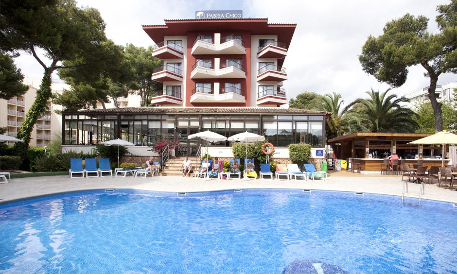 EN Pabisa Hotel Mallorca summer 2019 Holiday