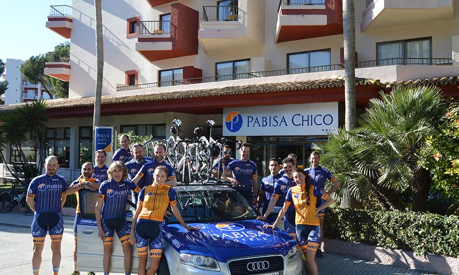 EN pabisa cycling team season 2019 mallroca hotels