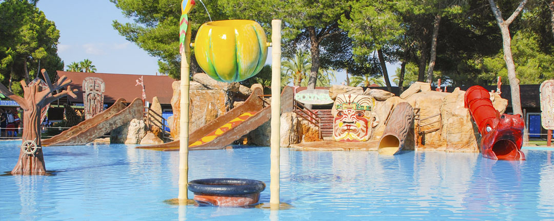 Best water park in Mallorca
