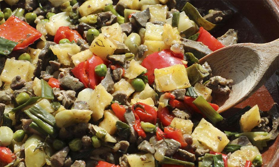 Pabisa Hotels Mallorcan dishes food