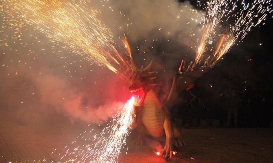 EN Pabisa San Juan Dragon Devil festival