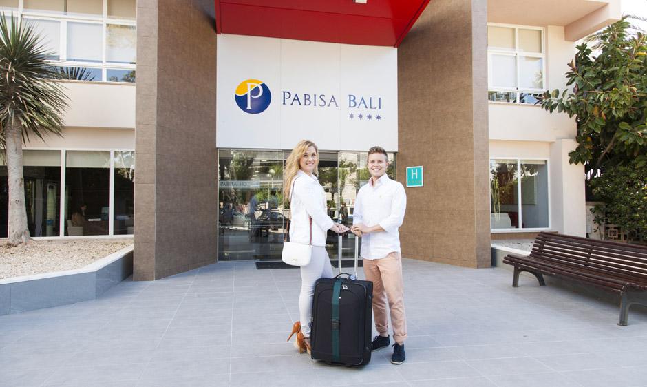 Pabisa hotels playa de palma arenal summer mallorca