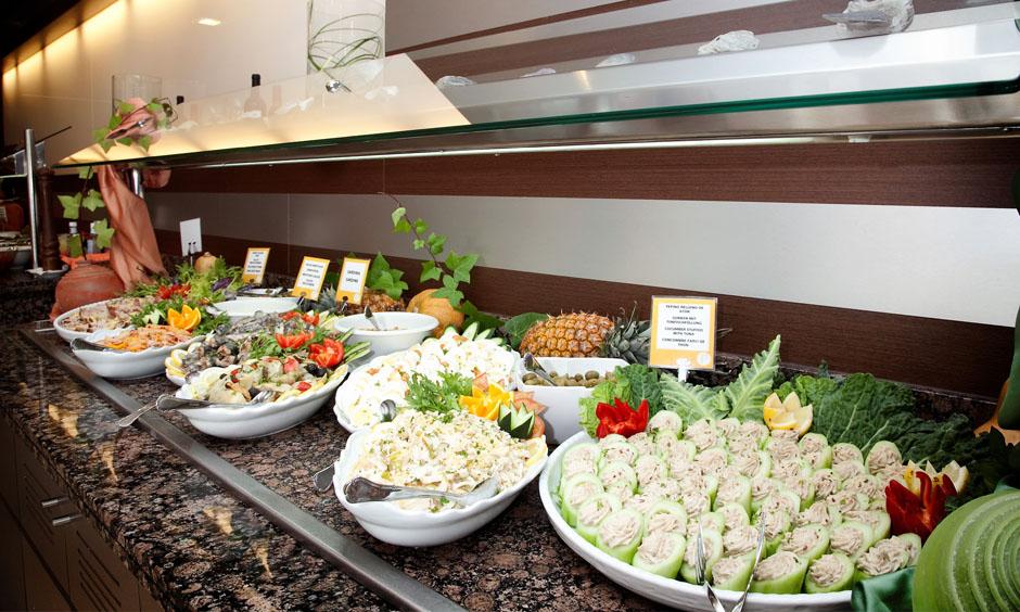 EN Pabisa Hotel Mallorca Chico buffet