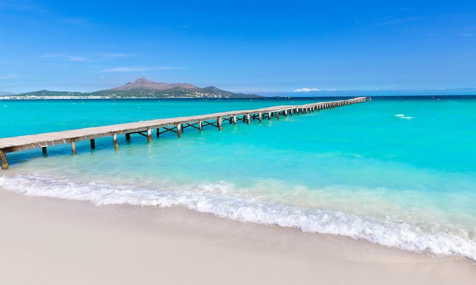 Pabisa Hotel Mallorca beaches playa del muro