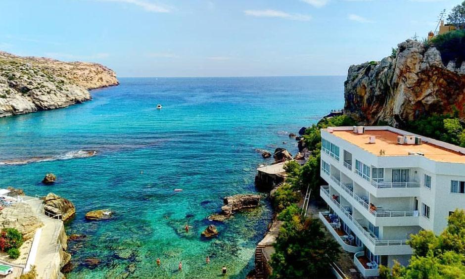 Pabisa Hotels Mallorca Cala San Vincente