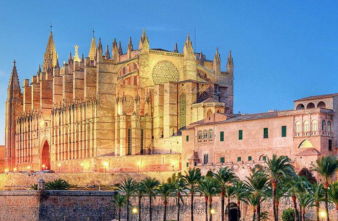 F EN Palma de Mallorca city tour one day Pabisa Hotels