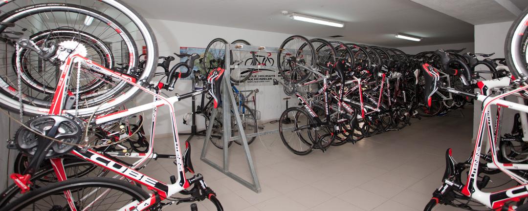 Pabisa Bikes – much more than cycling