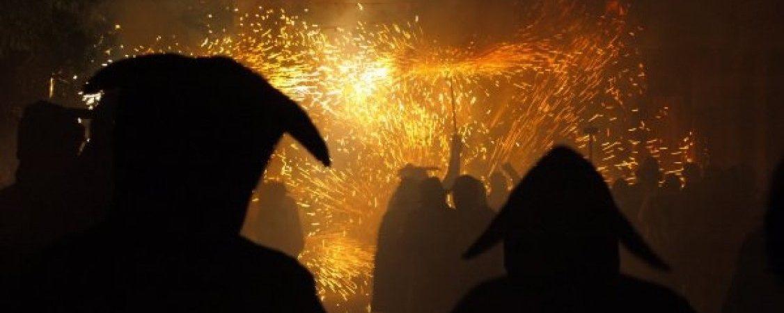 La magia de la Nit de Sant Joan (Noche de San Juan) llega a la Playa de Palma