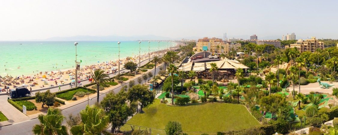 Un día perfecto en Playa de Palma
