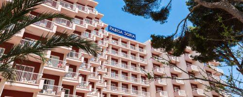 travelife gold sello sostenibilidad pabisa hotels playa de palma mallorca