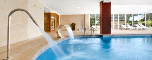 F Pabisa Hotel Arenal Spa piscina