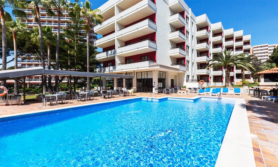 Pabisa Hotel Arenal Mallorca piscina