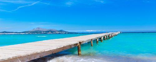 F Descubre Mallorca Playa Muro pabisa hoteles