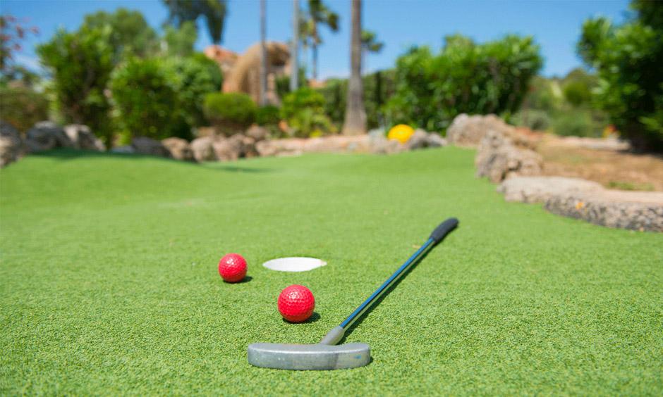 ESP Pabisa Mini Golf Mallorca Palma