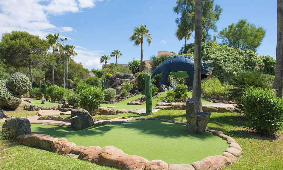ESP Pabisa Mini Golf Nova Beach Mallorca
