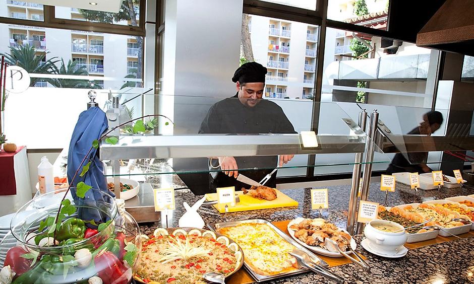 cocina Pabisa trabajos hosteleria Playa de Palma