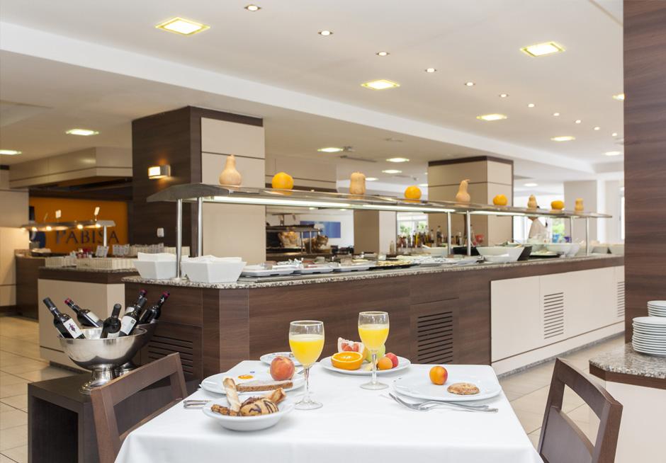 ES Pabisa Hotel Mallorca Desayuno Buffet