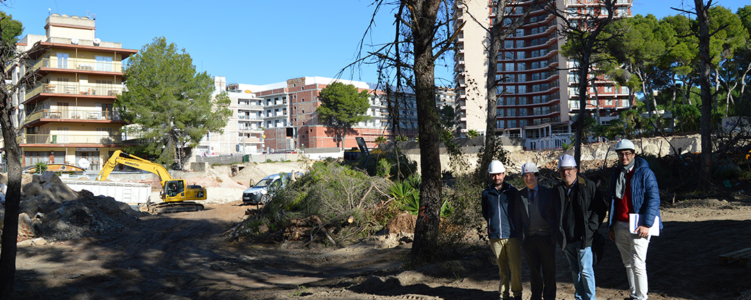 Pabisa Hotels inicia la construcción de dos nuevos hoteles en la Playa de Palma