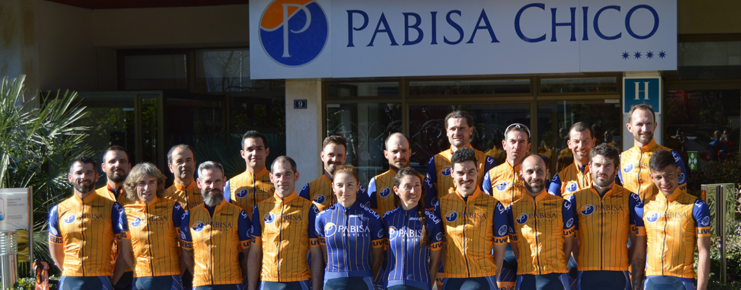 Brillante estreno de Pabisa Hotels Cycling Team