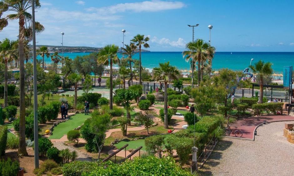 ES nova beach lounge playa de palma arenal pabisa hotels verano Pabisa