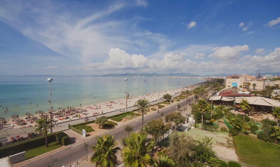 ES nova beach park playa de palma arenal pabisa hotels vacaciones todo incluido