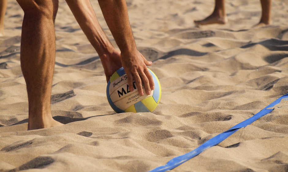 ES Pabisa Hotels volley de playa deportes