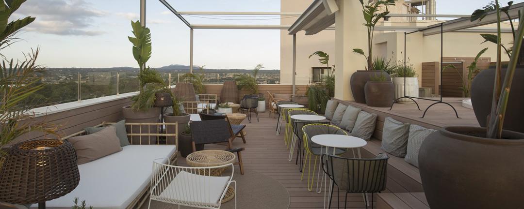 Pabisa Hotels construye el Sky Bar más elevado de la Playa de Palma en el hotel Bali