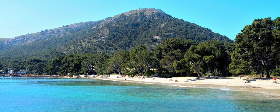 Descubre Mallorca: las 3 mejores playas del norte de Mallorca