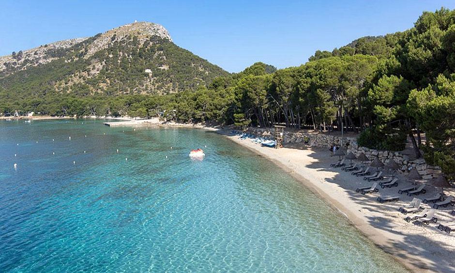 ES Pabisa Hotel Mallorca playas formentor