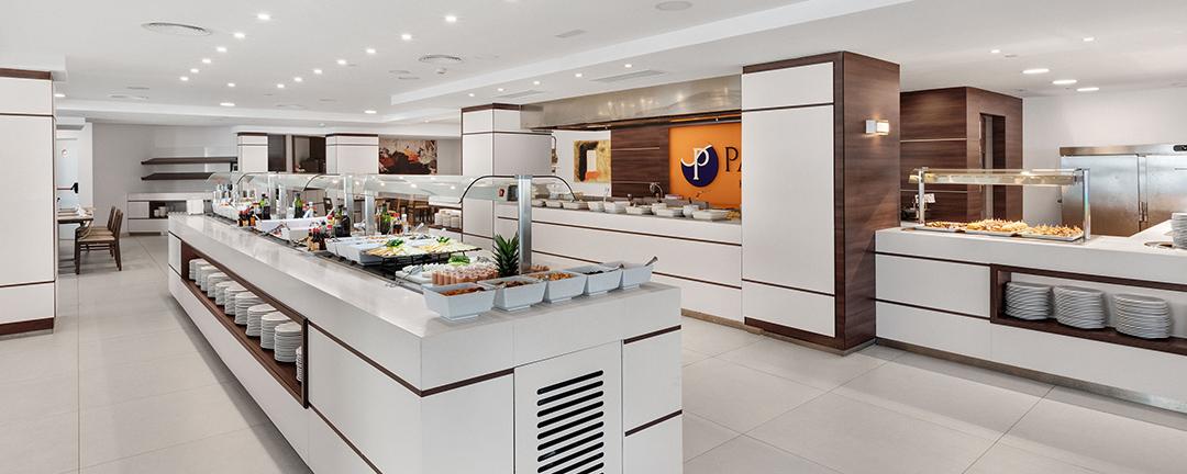 Curiosidades de los buffets de Pabisa Hotels
