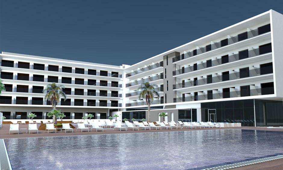 ES Pabisa Bali Park instalaciones nuevas Playa de Palma