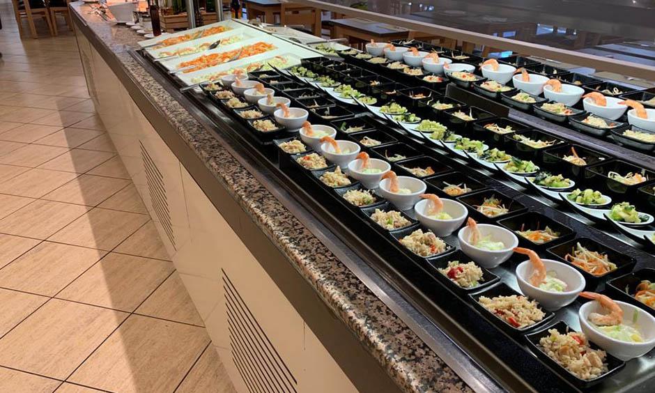 ES nuevo comedor comida Bali Pabisa todo incluido