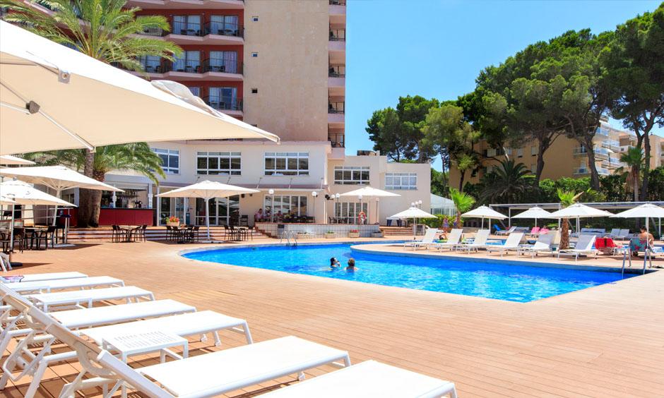deutsch pabisa hotels arenal playa de palma mallorca