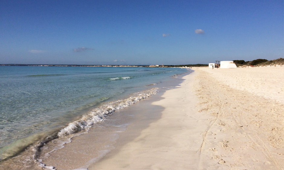 Pabisa Hotel Estrenc Strand Entdecken Mallorca Urlaub