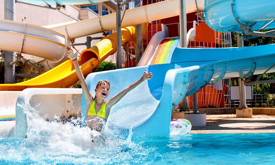 Pabisa Hotel Mallorca Aqualand Wasserpark