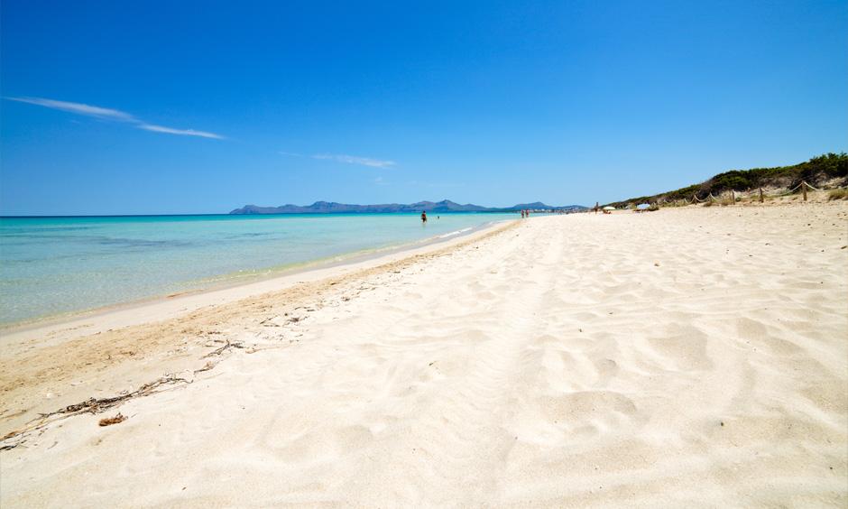 Pabisa Hotels Playa de Muro bester Strand Mallorca Hotels
