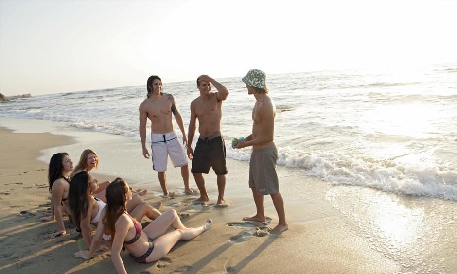 DE Pabisa Mallorca oct freunde strand