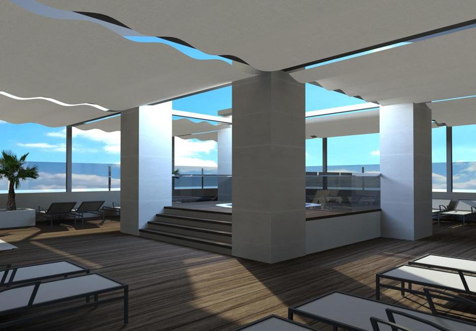 DE Pabisa Hotel Mallorca Schwimmbad Terrasse