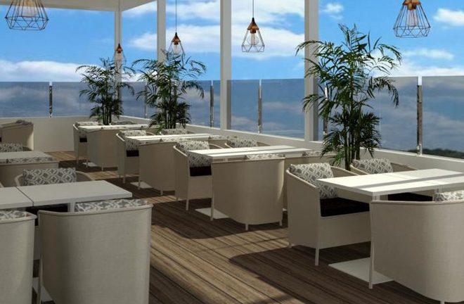 DE Pabisa Hotel Mallorca restaurante Terrasse
