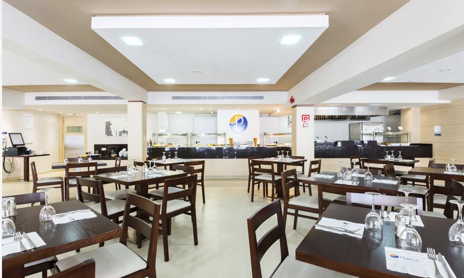 DE Pabisa Hotel Orlando Buffet Palma de Mallorca